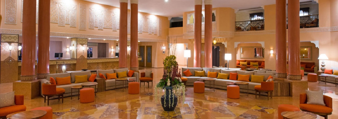 IBEROSTAR CLUB PALMERAIE MARRAKECH - Marokko