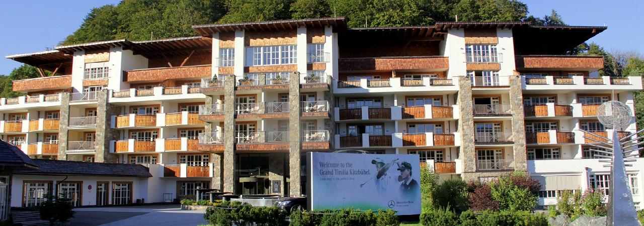 Osterreich Sonderangebot Golf Spezial Tirol Grand Tirolia Kitz