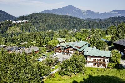 Golf Spezial Kitzbühel - Relais & Chateaux Hotel Tennerhof*****