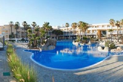 Hipotels Playa La Barrosa**** - Unlimited Golf Paket