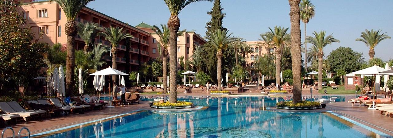 Sofitel Marrakesch Palais Imperial***** - Marokko