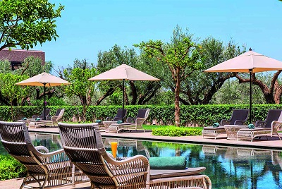 Fairmont Royal Palm Marrakesch******Marokko Golfreisen und Golfurlaub