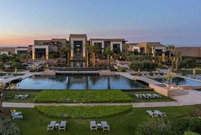 Fairmont Royal Palm Marrakesch******