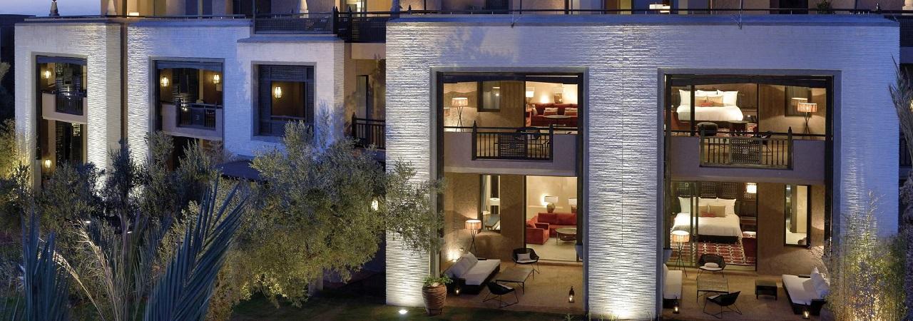 Fairmont Royal Palm Marrakesch****** - Marokko
