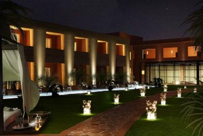 Be Live Collection Marrakesch Adults Only*****Marokko Golfreisen und Golfurlaub