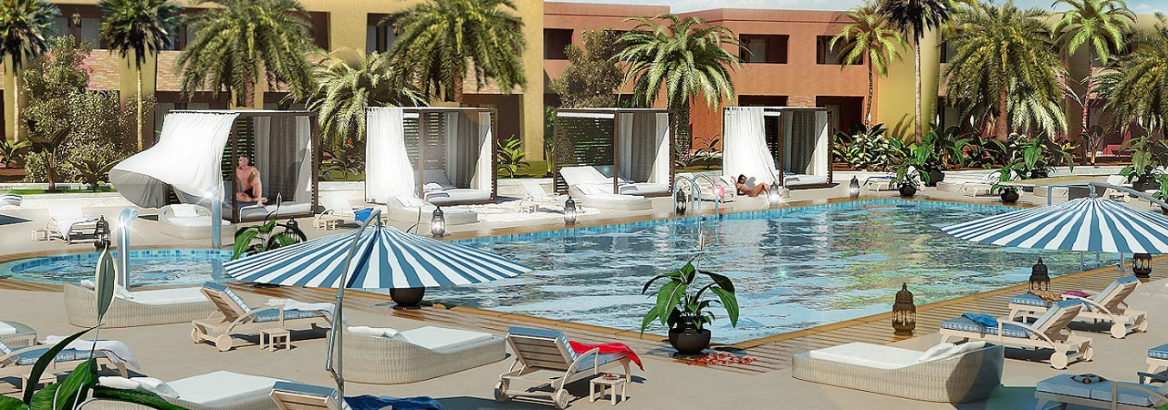 Be Live Collection Marrakesch Adults Only***** - All Inklusive  - Marokko