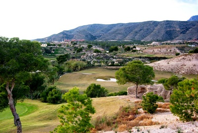 Villaitana Golf - Poniente Course