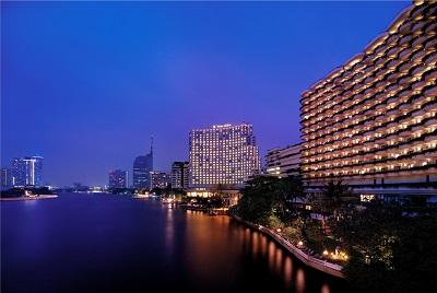 Shangri La Hotel Bangkok*****