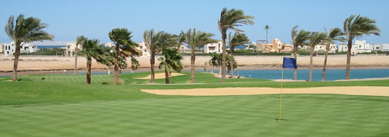 Ancient Sands Golf Club El Gouna - Ägypten