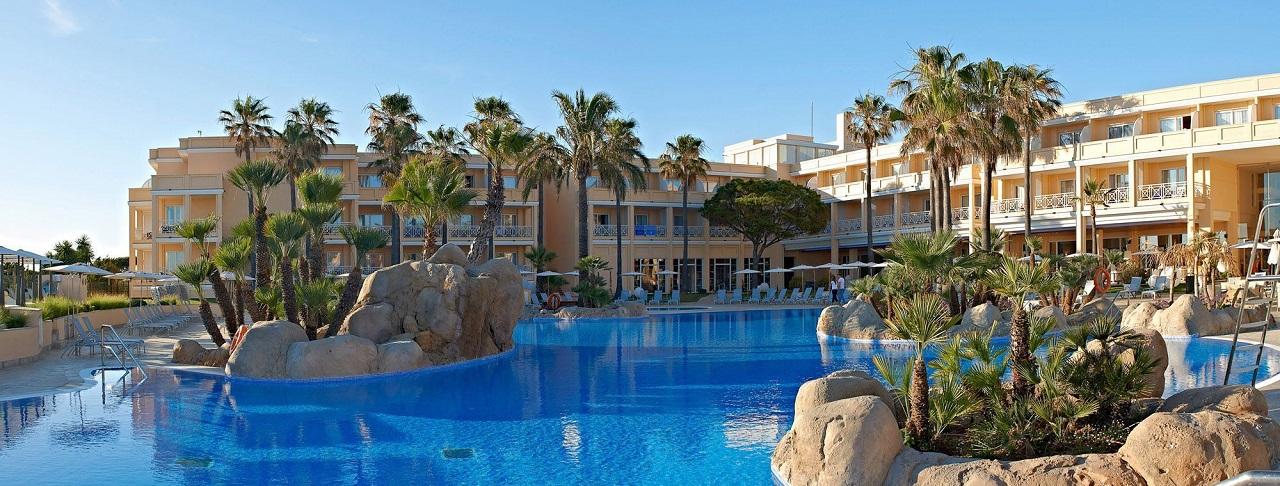 Sensimar Playa La Barosa**** Pool - Spanien