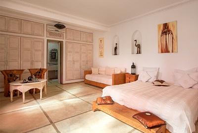Riad Alegria****Marokko Golfreisen und Golfurlaub