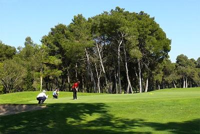 Golf Club Riva dei TessaliItalien Golfreisen und Golfurlaub