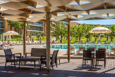 Salgados Vila das Lagoas ApartmentsPortugal Golfreisen und Golfurlaub