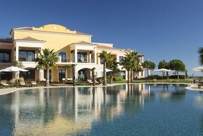 Cascade Resort*****Portugal Golfreisen und Golfurlaub