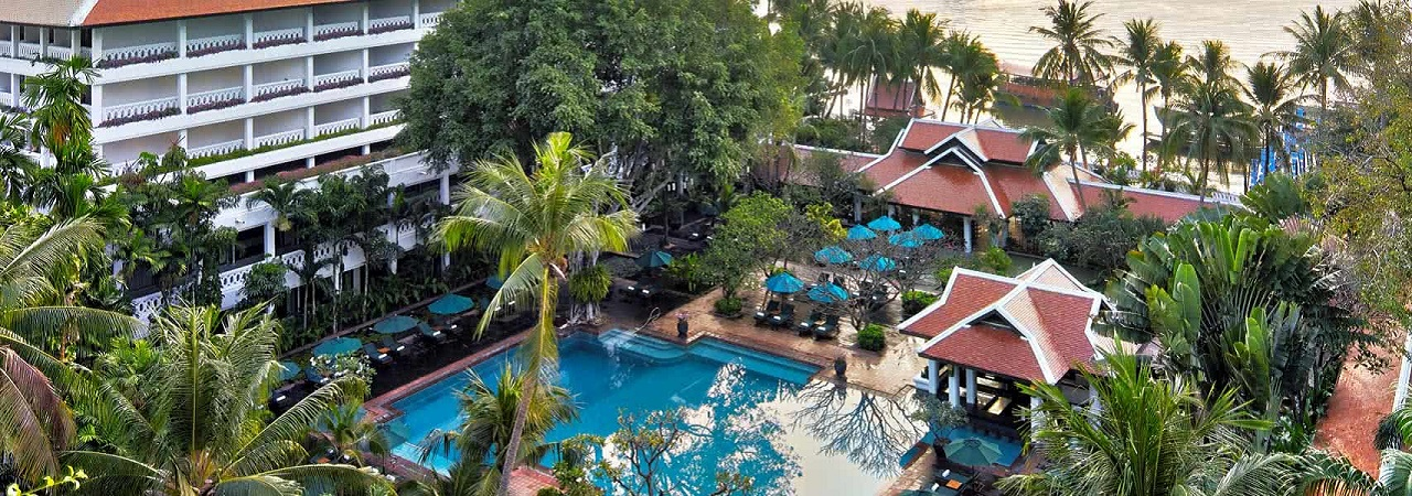 Anantara Bangkok Riverside Resort & Spa*****