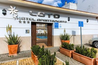 Loto Conil Hotel Apartmentos***