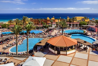 Occidental Jandia Mar****Spanien Golfreisen und Golfurlaub