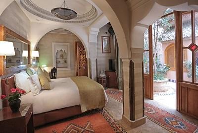 Riad La Maison Arabe*****Marokko Golfreisen und Golfurlaub