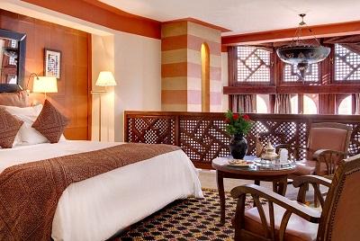 First Class Golfurlaub - Riad La Maison Arabe*****Marokko Golfreisen und Golfurlaub