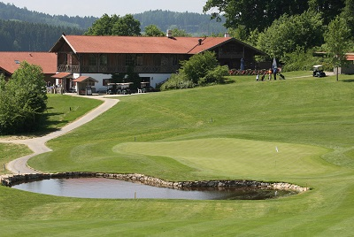Golfplatz Brunnwies - Quellness Golf Resort Bad Griesbach