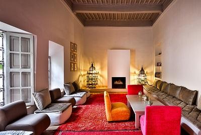 Riad & Spa Al Jazira****Marokko Golfreisen und Golfurlaub
