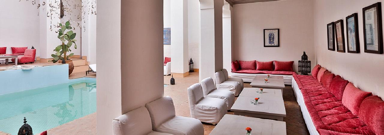 Riad & Spa Al Jazira**** - Marokko