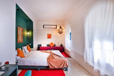 Riad & Spa Dar Sara****Marokko Golfreisen und Golfurlaub