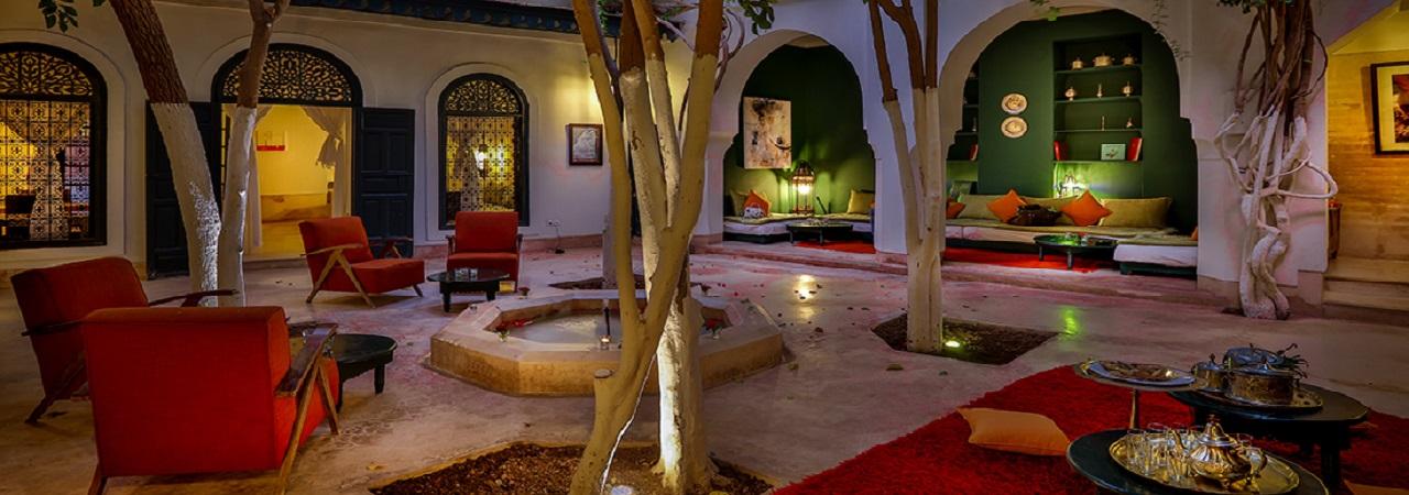 Riad & Spa Dar Sara**** - Marokko
