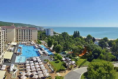 Melia Grand Hermitage Golden Sands*****