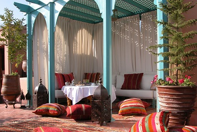 Riad Kniza*****Marokko Golfreisen und Golfurlaub