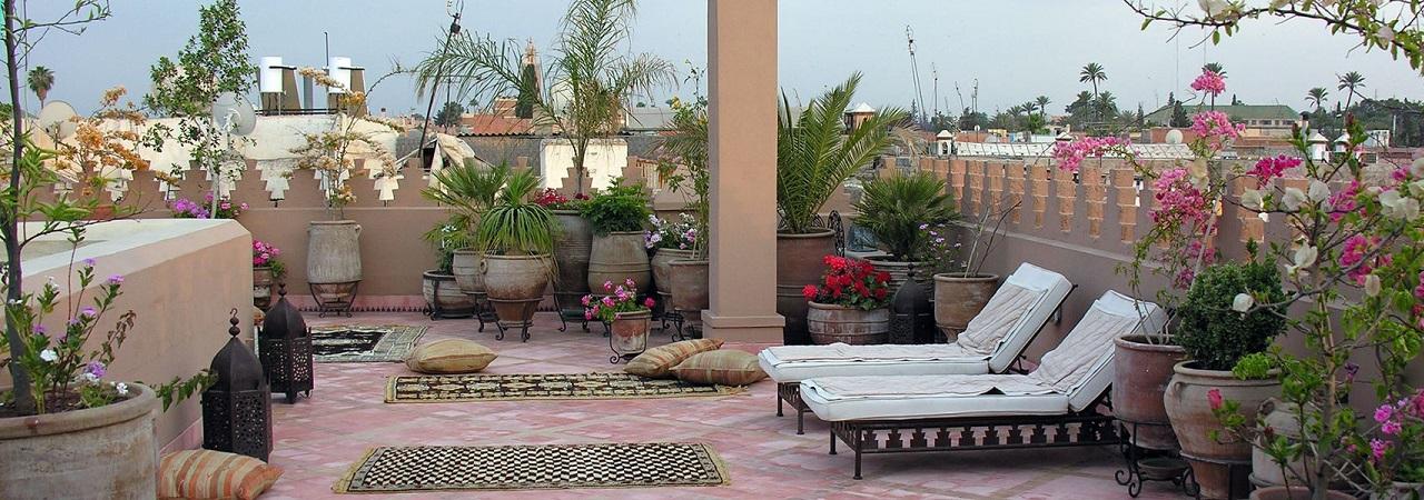 Riad Kniza***** - Marokko
