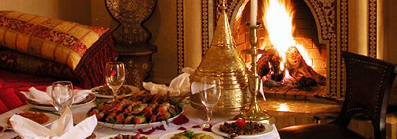 Marrakesch hautnah - Riad Kniza***** - Marokko