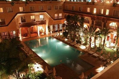 Les Jardins de la Koutoubia Hotel*****Marokko Golfreisen und Golfurlaub