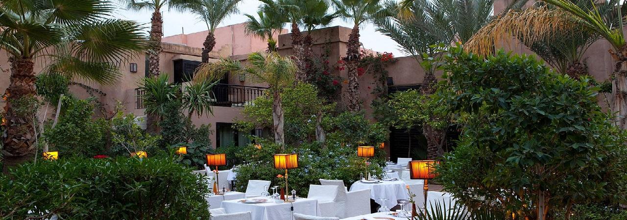 Les Jardins de la Koutoubia Hotel***** - Marokko