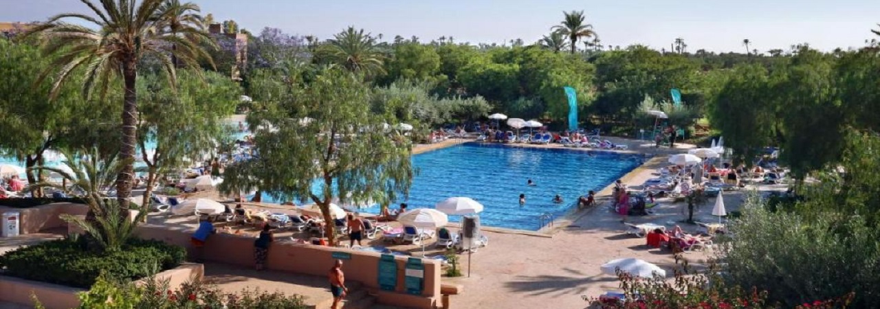 Top Angebot All Inklusive - Club Madina Hotel**** - Marokko