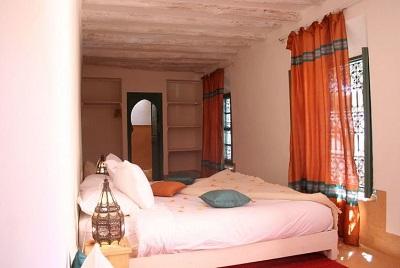 Riad  Dar Zitouna****Marokko Golfreisen und Golfurlaub