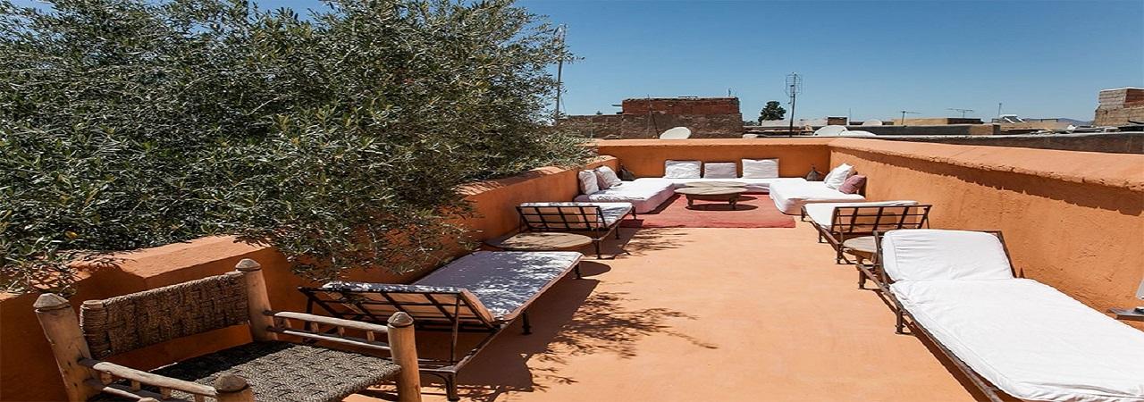Riad  Dar Zitouna**** - Marokko