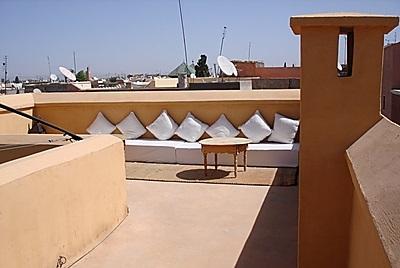Riad Dar Aicha****Marokko Golfreisen und Golfurlaub