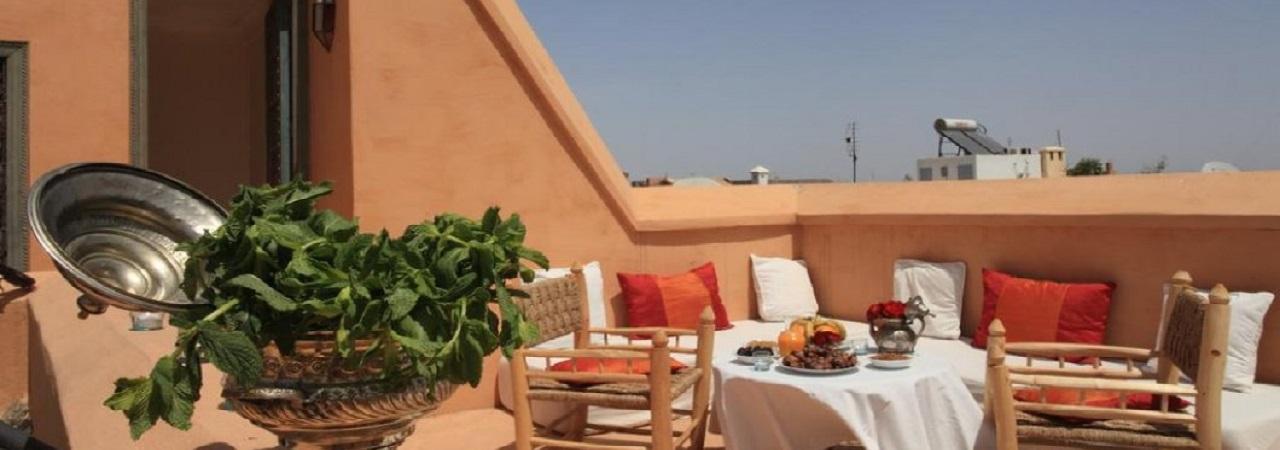 Riad Dar Aicha**** - Marokko