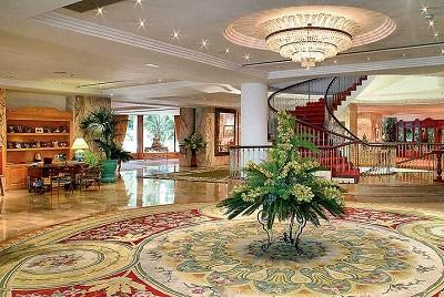 Hotel Botanico & The Oriental Spa Garden *****Spanien Golfreisen und Golfurlaub
