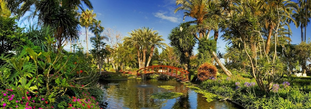Hotel Botanico & The Oriental Spa Garden ***** - Spanien