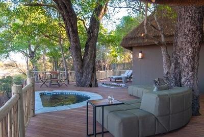 Fitzpatricks Lodge @ Jock Safari*****