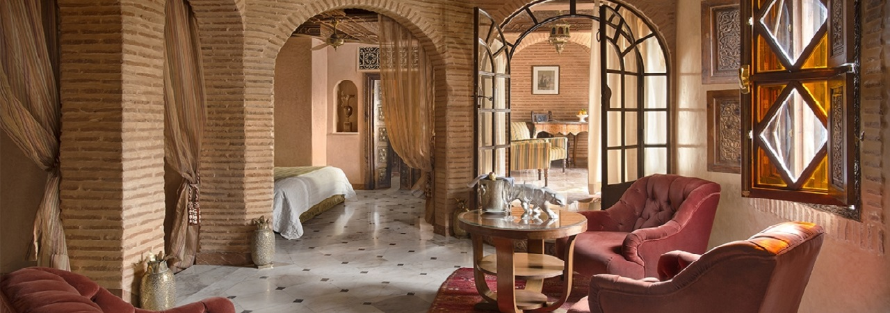 La Sultana***** - Exklusiv Urlaub - Marokko