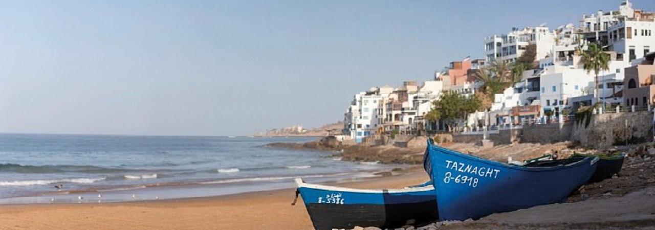 Hyatt Regency Taghazout***** - Marokko