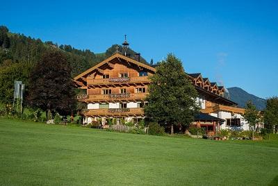 Golfurlaub Kitzbühel - Hotel Rasmushof****