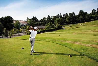 Italien Golfreisen und GolfurlaubItalien Golfreisen und Golfurlaub