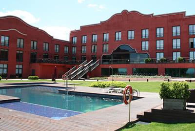 Barcelona Spezial - Hotel Barcelona Golf****