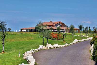Chervo Golfplatz San ViglioItalien Golfreisen und Golfurlaub