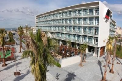 Kurztripp Barcelona 1 - Atena Hotel Port Mataro****