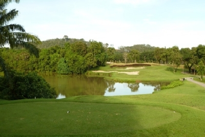 Blue Canyon Country Club - Lake Course